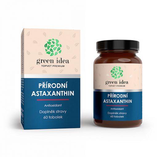 ASTAXANTIN - a legerősebb antioxidáns