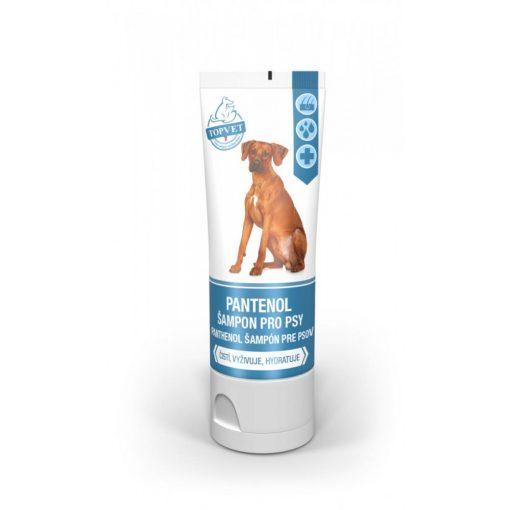 Panthenol sampon gyógynövényekkel kutyáknak