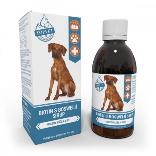 Biotin és Boswellia - Kutyáknak